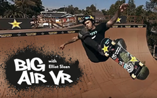 Big Air VR with Elliot Sloan