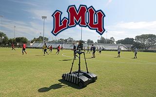 LMU Men's Soccer VR Experience