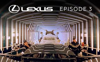 Lexus Defined VR: Takumi Craftsmanship